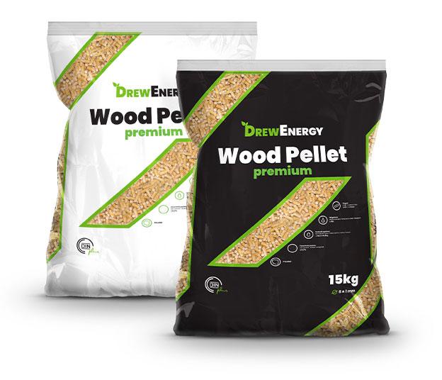 Drew Energy pellet 15kg