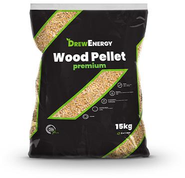 Drew Energy Wood pellets